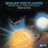 Gustav Holst (1874û1934): The Planets / Philharmonia Orchestra, Simon Rattle