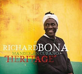 Mandekan Cubano (World/Jazz Supergroup)/Richard Bona: Heritage