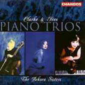 Clarke & Ives: Piano Trios / The Bekova Sisters