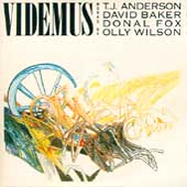 Works by T.J. Anderson, David Baker, Donal Fox, Olly Wilson