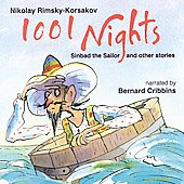 1001 Nights - Rimsky-Korsakov / Bernard Cribbins