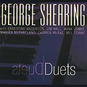 George Shearing: Duets