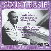 Count Basie: Count Basie at Southland 1940