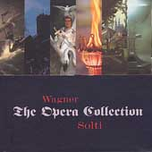 Richard Wagner - The Opera Collection / Sir Georg Solti
