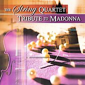 Vitamin String Quartet: The String Quartet Tribute to Madonna