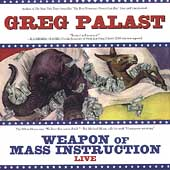 Greg Palast: Weapon of Mass Instruction
