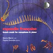 Rapsodie Fran&ccedil;aise / Maria Marzi, Paolo Zannini