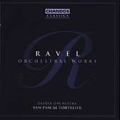 Ravel: Orchestral Music / Tortelier, Ulster Orchestra