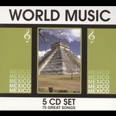Various Artists: World Music: Mexico [Box]