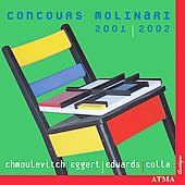 Concours Molinari - 2001/2002 Winners / Molinari Quartet
