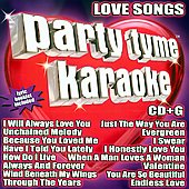 Sybersound: Party Tyme Karaoke: Love Songs