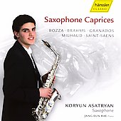 Saxophone Recital / Koryun Asatryan
