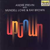 André Previn (Conductor/Piano): Uptown