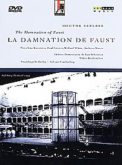 Berlioz: Damnation Of Faust [DVD]
