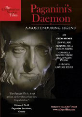 Paganini's Daemon: A Most Enduring Legend [DVD]