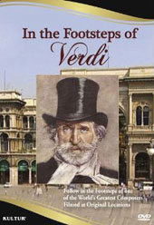 In the Footsteps of Verdi [DVD]