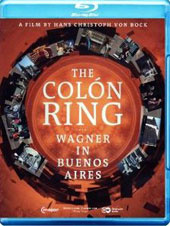 Wagner: The Colón Ring: Wagner in Buenos Aires / Watson, Rasilainen, Zakhozhaev, Shore, Andersen, Ammann [Blu-Ray]