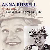 Anna Russell Takes On...Nabucco & The Magic Flute