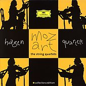 Collectors Edition - Mozart: String Quartets / The Hagen Quartet