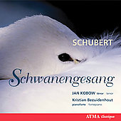 Schwanengesang - Schubert, Mendelssohn / Kobow, Bezuidenhout