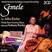 Eccles: Semele / Rooley, Clements, Coble, et al