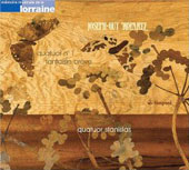 Ropartz: Quartet no 1, etc / Stanislas String Quartet