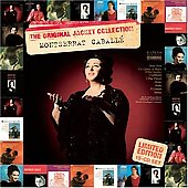 Original Jacket Collection - Montserrat Caballé