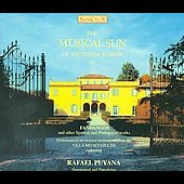 The Musical Sun of Southern Europe Vol 2 - Fandangos and other Spanish & Portoguese Works / Puyana