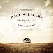 Paul Williams (Mandolin): What a Journey
