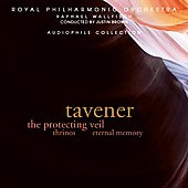 Royal Philharmonic Collection - Tavener / Wallfisch,  Brown