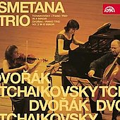 Tchaikovsky, Dvorak: Piano Trios / Smetana Trio