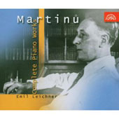 Martinu: Complete Piano Works