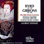 Byrd/Gibbons: Harpsichord Works