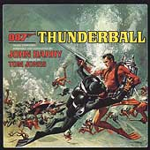 John Barry (Conductor/Composer): Thunderball [Original Soundtrack] [Remaster]