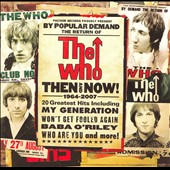 The Who: Then & Now