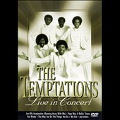 The Temptations (Motown): Live! [DVD]