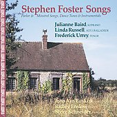 Foster: Songs / Baird, Russell, Urrey, et al