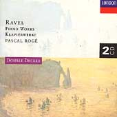 Ravel: Piano Works / Pascal Rogé