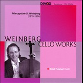 Weinberg: Cello Works / Rovner