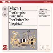 Mozart: The Complete Piano Trios / Beaux Arts Trio