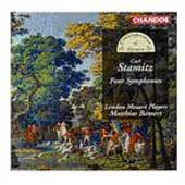 Stamitz: Four Symphonies / Bamert, London Mozart Players