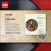 Faur&#233;: Requiem; Debussy: Images / Dietrich Fischer-Dieskau, Victoria de los Angeles