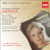 R. Strauss: Daphne / Popp, Goldberg, Schreier, Wenkel, Moll