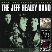 The Jeff Healey Band: Original Album Classics [2012] [Slipcase]