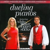 Calvin Jones (Piano)/Teresa Scanlan: Dueling Pianos (White Water Chopped Sticks)