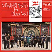 Masterpieces for Brass Vol 1 / Royal Danish Brass