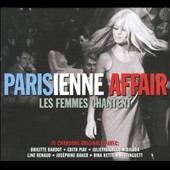 Various Artists: Parisienne Affair: Les Femmes Chantent