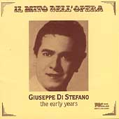 Il Mito Dell'Opera - Giuseppe di Stefano - The Early Years