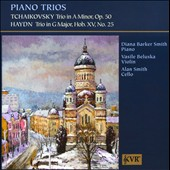 Tchaikovsky: Trio in A minor, Op. 50; Haydn: Trio in G major, Hob.XV, No. 25