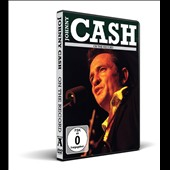 Johnny Cash: Johnny Cash -  On The Record